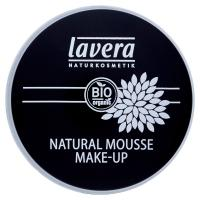 Lavera Bio Fondotinta mousse ivory 01