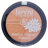 Lavera Bio Cipria minerale compatta honey 03