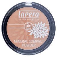 Lavera Bio Cipria minerale compatta almond 05