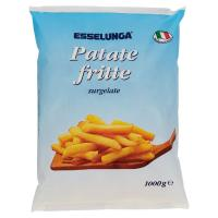 Esselunga, patate fritte surgelate