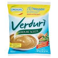 Orogel, Il Benessere Verdurì verdure scelte surgelate