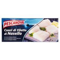 Pescanova, cuori di filetto di nasello surgelati
