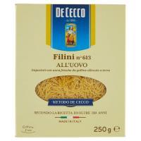 De Cecco, Filini n. 613 pasta all'uovo