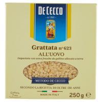 De Cecco, Grattata n. 623 pasta all'uovo
