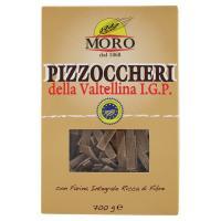 Moro, Pizzoccheri della Valtellina IGP di grano saraceno