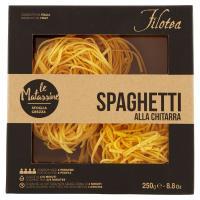 Filotea, Spaghetti alla chitarra pasta all'uovo