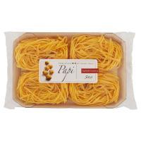 Papi, Tagliatelle Caserecce pasta all'uovo