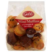 Gilli, Mini muffins vaniglia & cioccolato