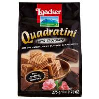 Loacker, Quadratini Dark Chocolate