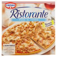 Cameo, Ristorante pizza al Tonno surgelata