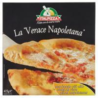 "Italpizza, la ""Verace Napoletana"" surgelata"