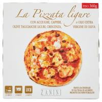 Zanini, La Pizzata ligure surgelata