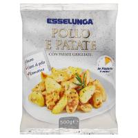 Esselunga, pollo e patate surgelati