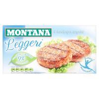Montana, Leggeri hamburger surgelati