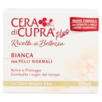 Cera di Cupra Ricetta di Bellezza Bianca Trattamento anti-età nutriente e protettivo, per pelli normali