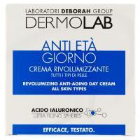 Dermolab Anti Età Giorno Crema rivolumizzante per tutti i tipi di pelle