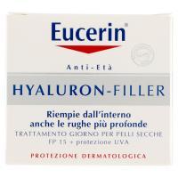 Eucerin Hyaluron-Filler Trattamento Giorno, per pelli secche