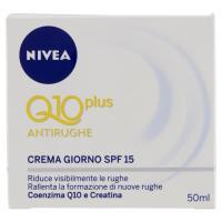 Nivea Q10 Plus Antirughe Crema giorno SPF 15