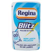 Regina - Blitz, Carta per Vetro e Superfici Lucide, 3 veli