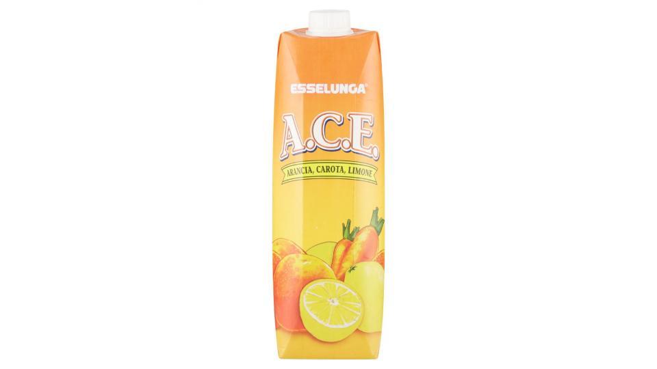 Esselunga, bevanda a base di succo di A.C.E.