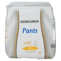 Esselunga, Pants large extra