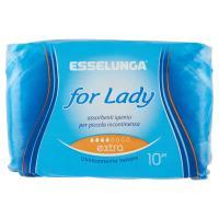 Esselunga, For Lady assorbenti extra ripiegati