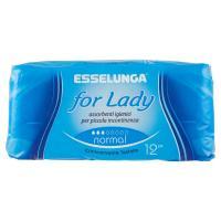 Esselunga, For Lady assorbenti normal ripiegati