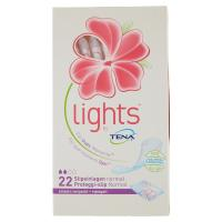 Tena, Lights proteggi-slip normal ripiegati