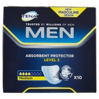 Tena, Men Level 2 protection assorbenti distesi