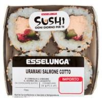 Esselunga Uramaki Salmone cotto