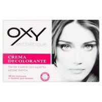 Oxy Esthétique, crema decolorante 10 kit monouso