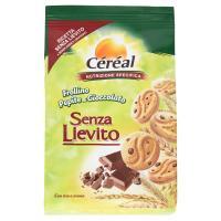 Céréal, Senza Lievito frollino pepite di cioccolato