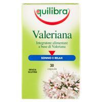 Equilibra, Valeriana 30 capsule