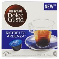 Nescafè dolce gusto ristretto Ardenza caffè espresso