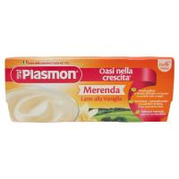 Plasmon Dessert al Latte e Vaniglia
