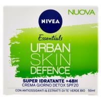 Nivea Essential Urban Skin Defence Crema Giorno Detox SPF 20