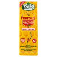 I Verdi Rimedi, Propolis spray gola e voce acerola e glicosidi steviolici da stevia