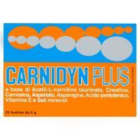 Carnidyn, Plus