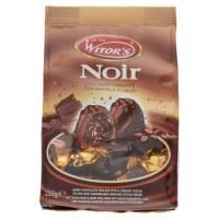 Witor's, Noir cioccolato fondente con granella di cacao