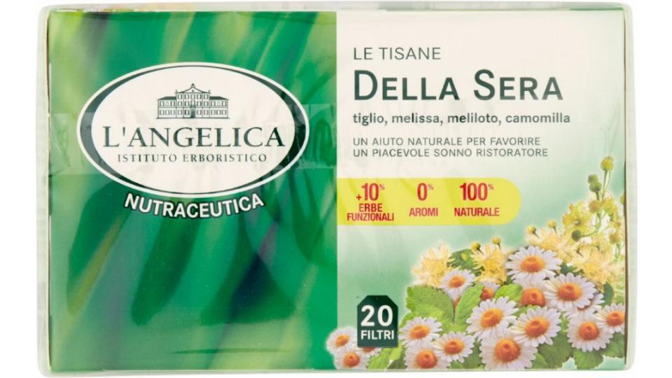 L'Angelica, Le Tisane Della sera 20 filtri