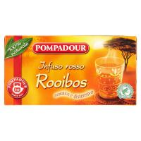 Pompadour, Infuso rosso rooibos 20 filtri