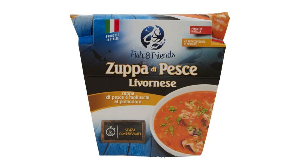Fish Friends Zuppa Di Pesce Livornese Carne E Pesce Miaspesait