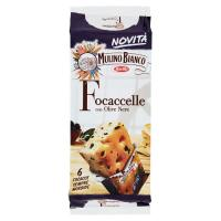 Mulino Bianco Focaccelle Olive