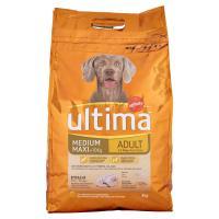 Ultima Dog Medium Maxi Adult Pollo