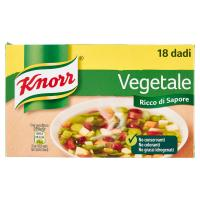 Knorr, dado Vegetale 18 dadi