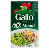 Gallo, riso 10 Minuti