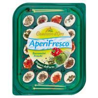 Camoscio d'Oro Aperifresco Sapori dell'orto, bocconcini di formaggio fresco