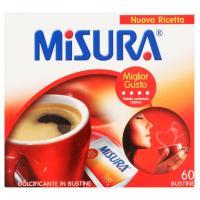 Misura - Dolcificante In Bustine, Miglior Gusto - 65 G