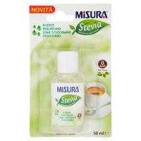Misura Stevia Dolcificante liquido