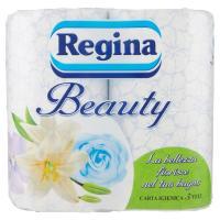 Regina Beauty - Carta Igienica, 3 Veli